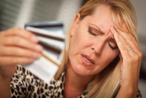 クレジットカードの直接入金ができない